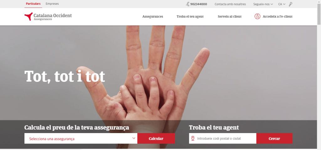 Catalana Occidente translation