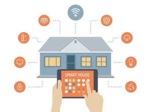Internet of Things in the home