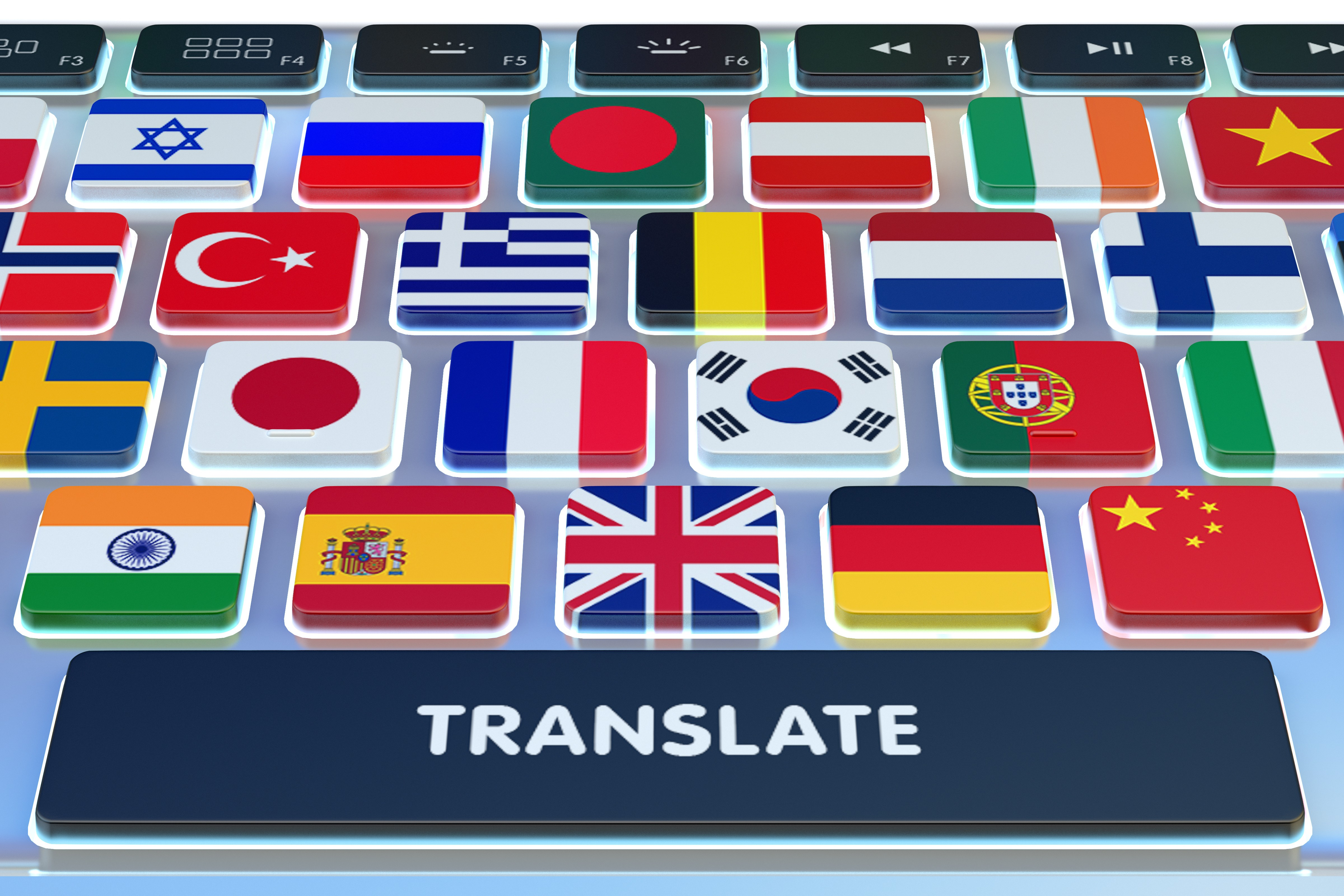 Why should you translate your company website into different languages?