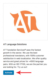 Activer-AT-Language-Solutions