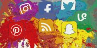 Quelles langues sont parlées sur les réseaux sociaux?