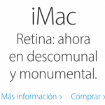Web Apple Castellano