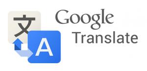 Google Translate comment traduire votre navigateur langues