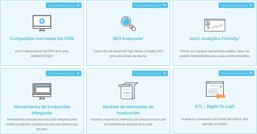 AT Website Translator la meilleure traduction automatique