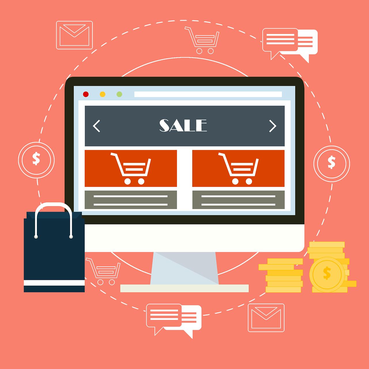 ergonomie site marchand outils en ligne