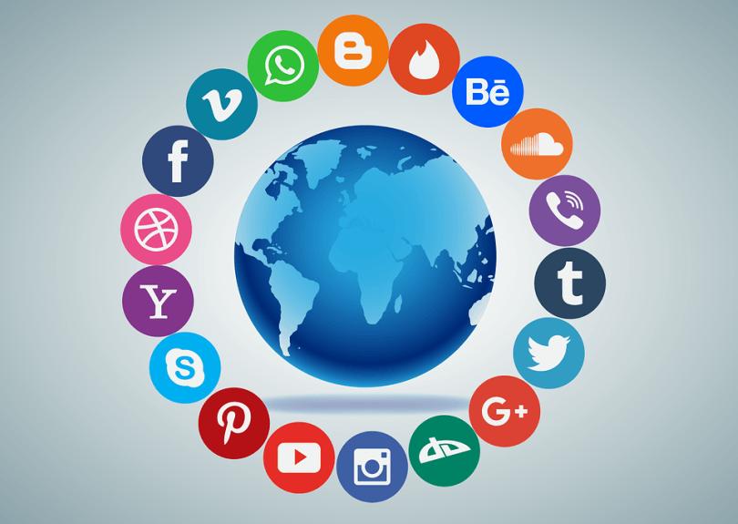 idiomas socialmedia
