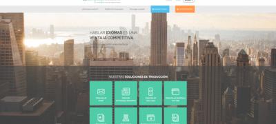 AT estrena nuevo diseño web