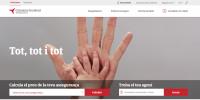 Traducimos la web de Catalana Occidente