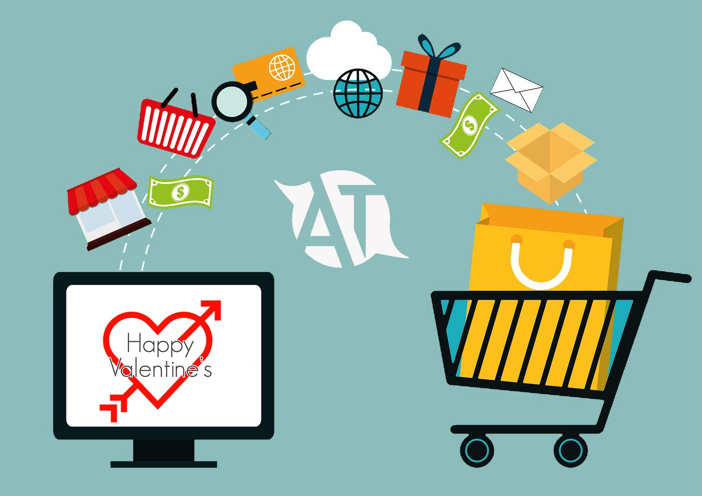 ¿Ya tienes listo tu e-commerce para San Valentín?