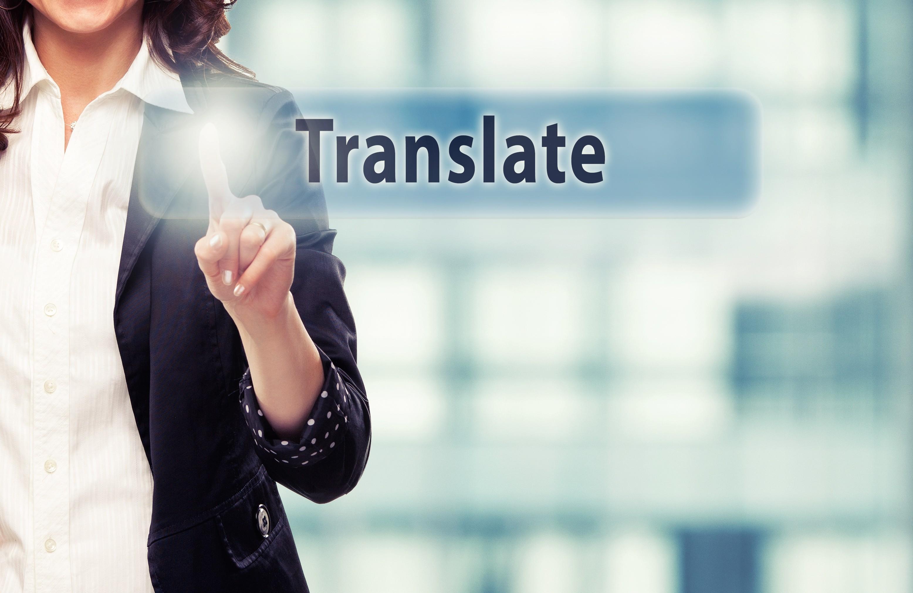 buena empresa de traducción