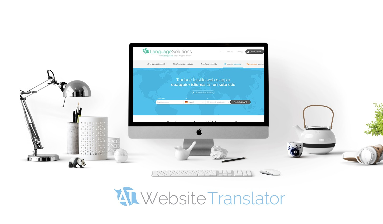 traducir página web